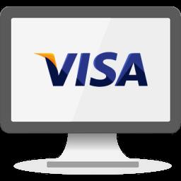 VISA-kort logo