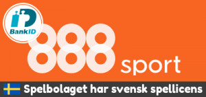 Bettingsidor - 888Sport Bonus