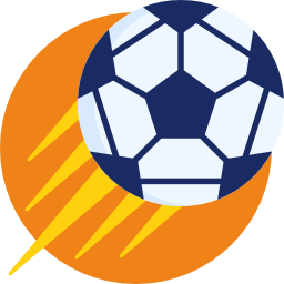 Fotbolls em logo