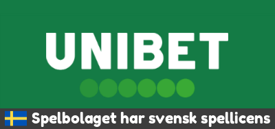 Bettingsidor - Unibet Bonus