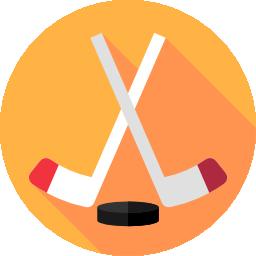 Ishockey sport betting logo
