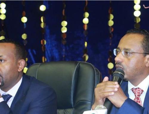 Abiy Ahmed vinnare av Nobels fredspris 2019