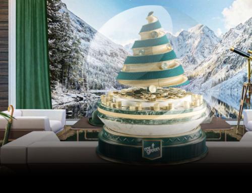 Mr Green slår på stort till jul!