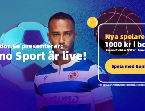 Casumo Sport har lanserats – Betting i världsklass