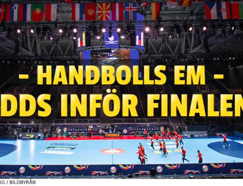 Handbolls EM final 2020 – SLUTSPURTEN