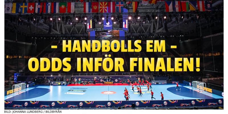 Handbolls EM final