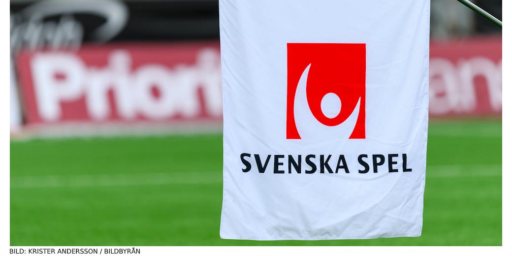 Svenska Spel Swish uttag