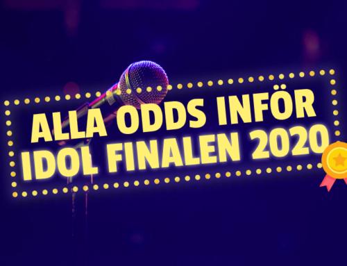 Idolfinalen 2020 – Det Här Ska Du Spela På!