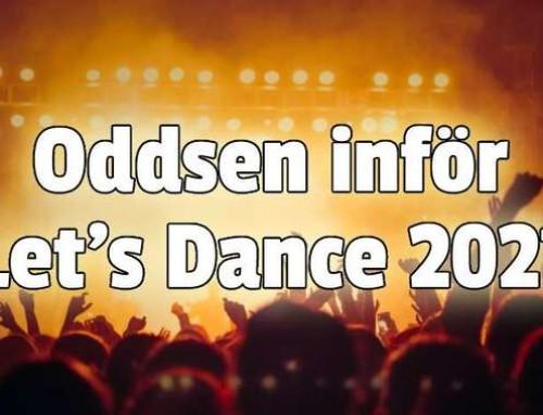 Carola Får Konkurrens om Favoritskapet i Let's Dance 2021