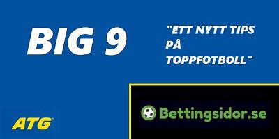 Bettingsidor - ATG Big 9