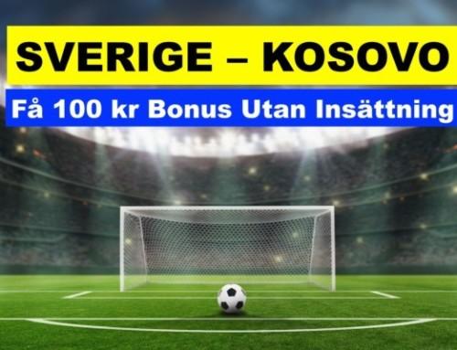 Odds Sverige Kosovo 09/10/21 » Allt Inför VM Kvalet!