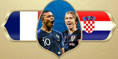 Kampanjer VM-final 2018