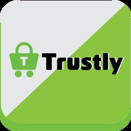 Trustly flat icon